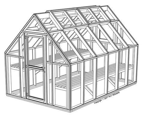 8 12 greenhouse plans pdf version