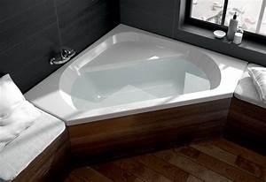 Baignoire D Angle Asymétrique : fiche produit sdb baignoire asym trique et d 39 angle ~ Premium-room.com Idées de Décoration