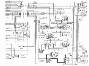 1966 Chevelle Dash Wiring Harness Diagram For