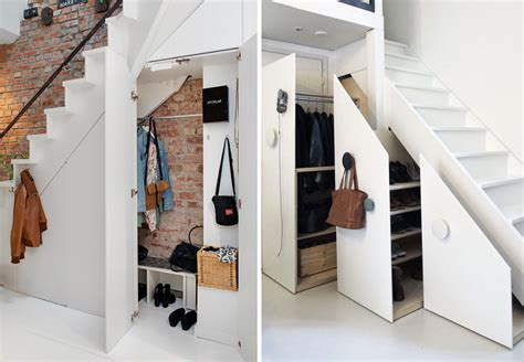 ideas  optimizing  space  staircase