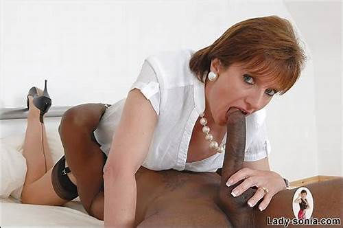 Classy Gal Rides Up Prick #Mature #Fetish #Lady #Has #Some #Interracial #Cock #Sucking #And