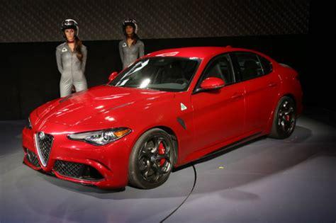 Alfa Romeo Denies Crash Test Failure Claims  Alfa Romeo