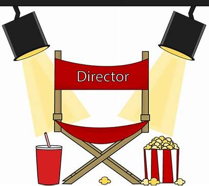 Lights Director Clipart Stage Theatre Chair Directors