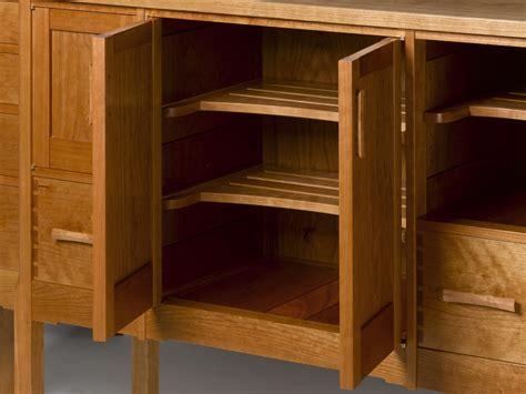 driftwood kitchen cabinets jamies buffet michael colca custom furniture maker 3474