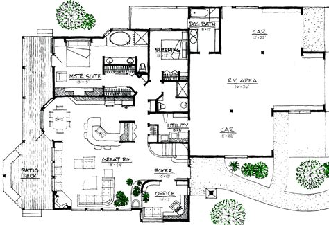 small energy efficient house plans smart placement energy efficient small house floor plans