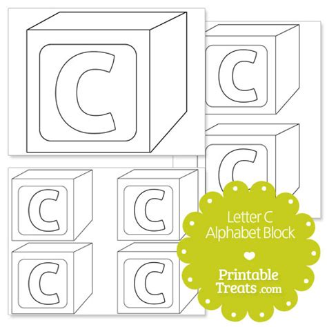 High Quality Images For Free Printable Alphabet Blocks Winter