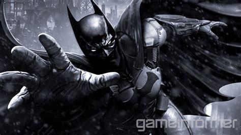 Gameinformer May Cover Reveals Batman Arkham Origins