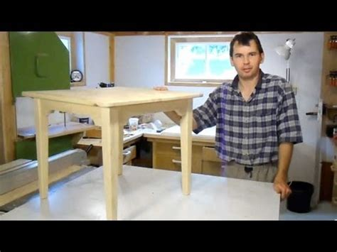 build  small table youtube