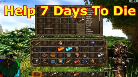 7 Days To Die Zombie/minecraft/dayz/sandbox/survival Demo