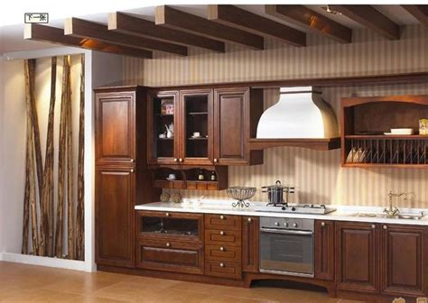 Solid Wood Kitchen Cupboards by 43 Best Images About Oak Kitchen Cabinets On