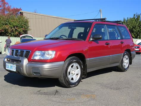 subaru awd wagon 2001 subaru forester awd limited wagon in launceston tas