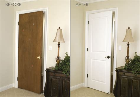 Bedroom Door Replacement By Homestory