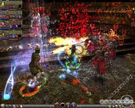 dungeon siege series dungeon siege 2 free