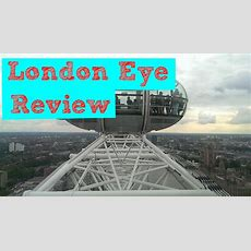 The London Eye 4d Review  Day Out In London