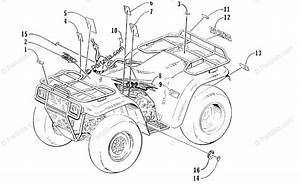 Wiring Diagram 1998 Arctic Cat 500 Atv
