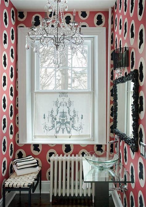 Badezimmer Tapete Modern by Gorgeous Wallpaper Ideas For Your Modern Bathroom