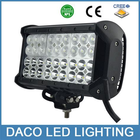 cheap led offroad lights 2015 wholesale 4 rows 108w led driving light bar off road