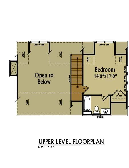 small cabin floor plan max fulbright designs