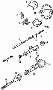 Chevrolet Silverado 1500 Steering Column Cover  All Models
