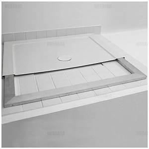 Bodengleiche Duschwanne 120 : bette one duschwanne 120 x 90 cm mit tragrahmen megabad ~ Lizthompson.info Haus und Dekorationen