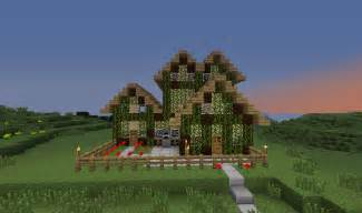 Beautiful Minecraft House Designs