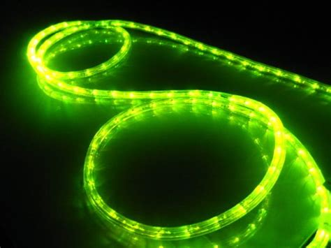 lighting equipment accessories 25ft rope lights lime