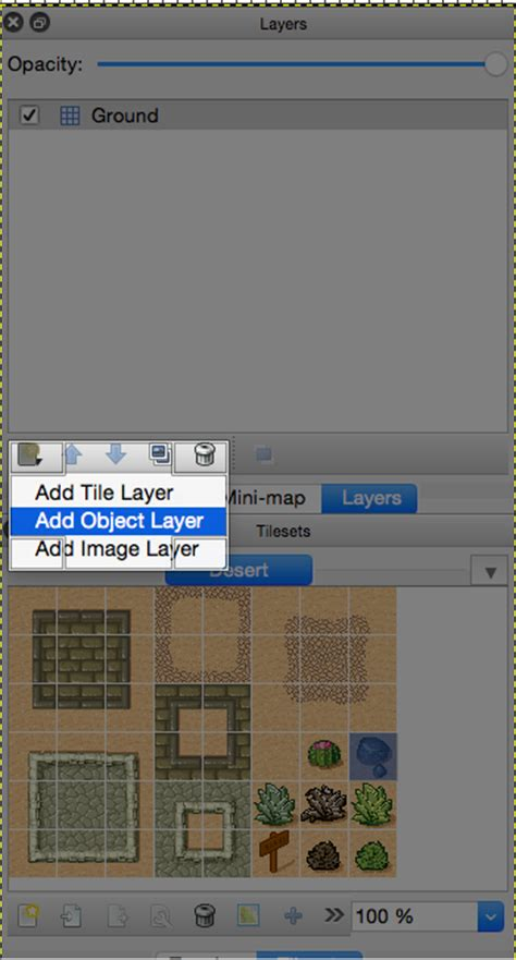 getting started introduction to tiled map editor exle