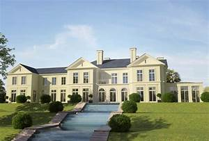 Classical luxury house design situated in St. George's ...