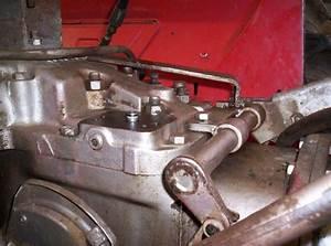 Massey Ferguson 165 Hydraulics Diagram Of