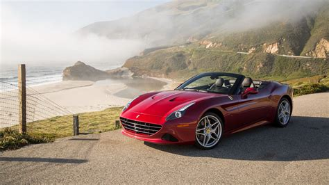 2016 Ferrari California T 4k Wallpaper