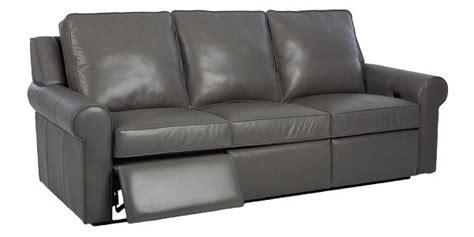oversized leather reclining sofa jennings oversized dual power reclining sofa