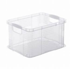 Plastikkisten Mit Deckel : rotho 7932096000 aufbewahrungsbox systembox agilo aus kunststoff format a5 inhalt 6 l ca ~ Frokenaadalensverden.com Haus und Dekorationen