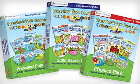 groupons edition 4 9 12 cheaps 799 | Preschool Prep Company grid 6