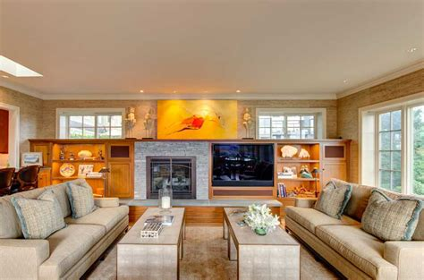 Portlandseattle Home Remodeling  Fireplace Ideas For