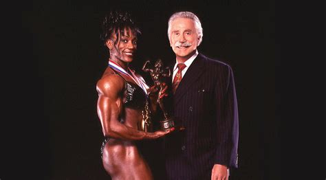 athlete spotlight lenda murray  time ms olympia