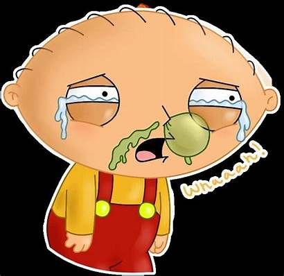 Griffin Stewie Crying Peter Guy
