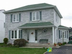Facade Maison Grise : maison vendu beauport immobilier qu bec duproprio 58068 ~ Melissatoandfro.com Idées de Décoration