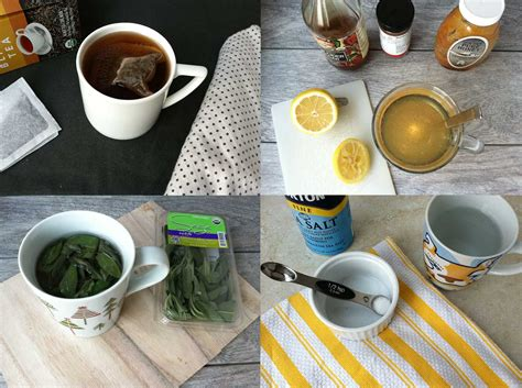8 Natural Remedies For A Sore Throat