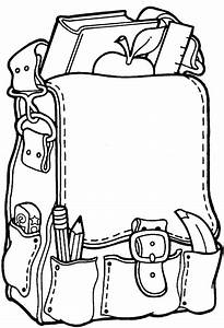 Back To School Coloring Pages | jacb.me