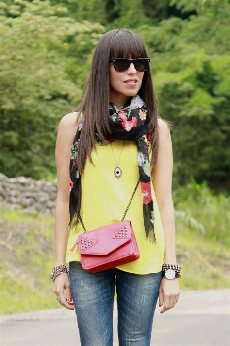 Look con rojo y amarillo... - Blog de Moda Costa Rica - Fashion Blog