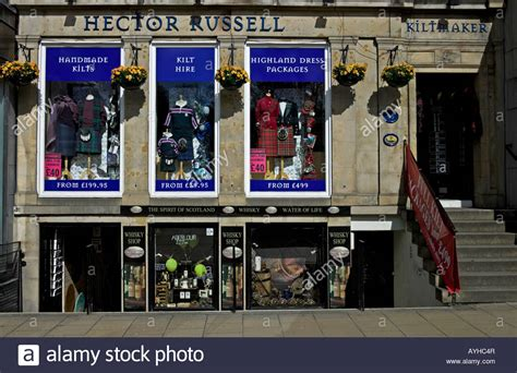 Hector Russel Scottish Tartan Gift Shop, Princes Street, Edinburgh Stock Photo, Royalty Free Fashion Toys For 8 Year Olds Gag Gift Denver Tags Printable Gifts 5 Old Boy Birthday Daughter To Dad From Unborn Baby Shops Nyc Popular