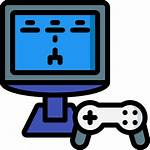 Gaming Icons Icon Computer Svg Lineal