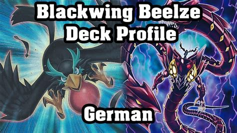 yugioh blackwing deck profile yugioh blackwing beelze deck profile july 2014 banlist