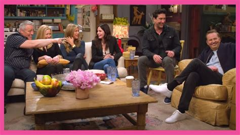 The reunion will be available to stream on hbo max on thursday, may 27. HBO Max Releases Friends Reunion Official Trailer