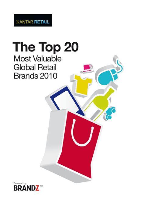 Top 25 Retail Brands  Kantar Retail