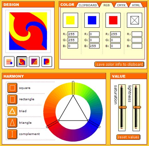 color calculator the ultimate list of color tools for web developers
