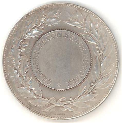 chambre des commerces rouen médailles rouennaises fiche