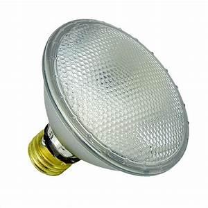 Recessed lighting watt par halogen flood short neck