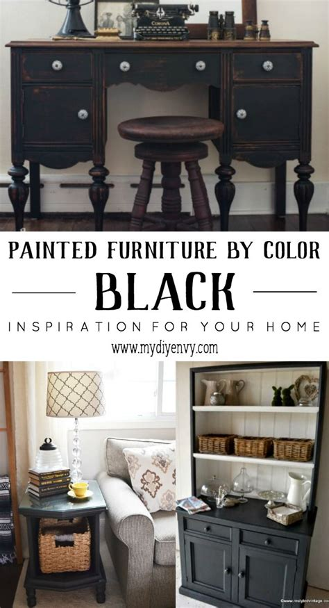 brown cabinets kitchen 25 best ideas about black painted furniture on 1828
