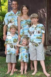 paradise island surf matching family clothing